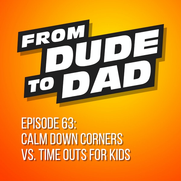 Calm Down Corners vs. Time Outs For Kids Image