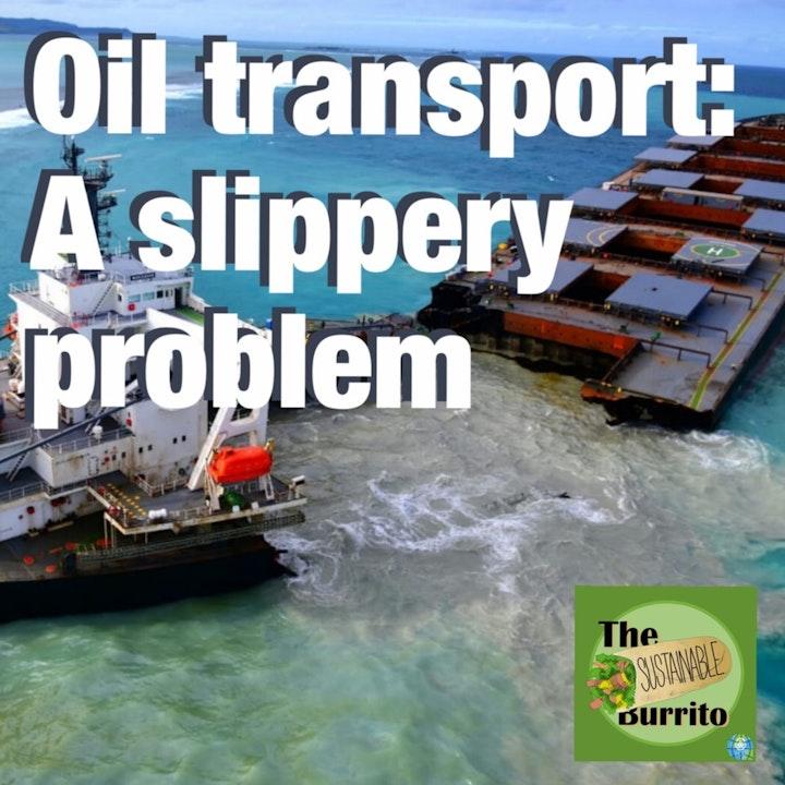 Episode image for Oil Transport: A Slippery Problem