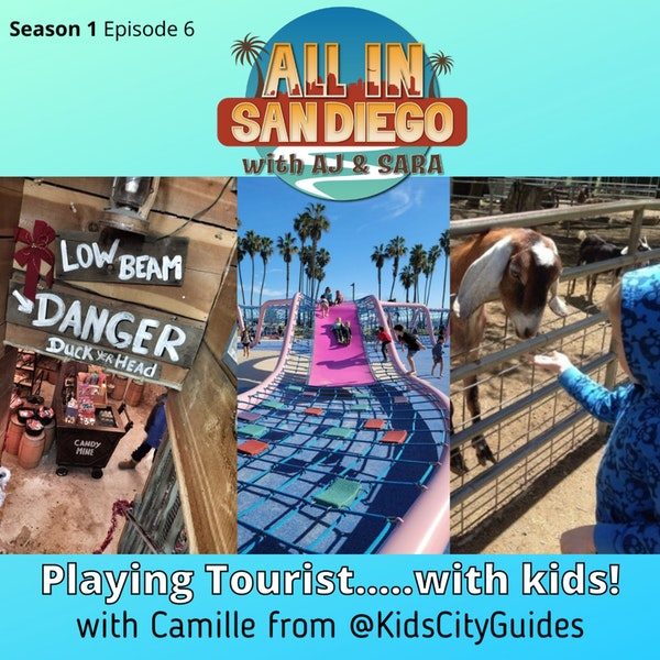 ALL IN on Playing Tourist with Kids! w/ @Kidscityguides Image