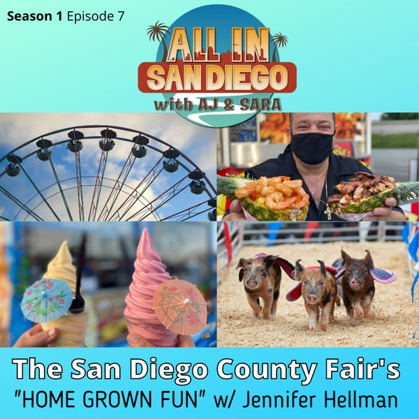 """ALL IN on The SD Fair's """"Home Grown Fun"""" Image"""