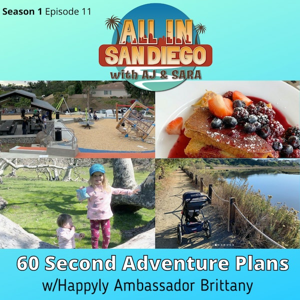 ALL IN on 60 Second Adventure Plans