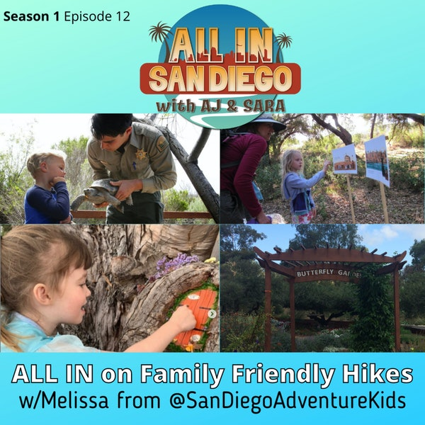ALL IN on Family Friendly Hikes Image