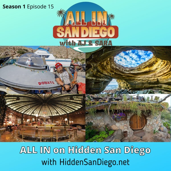 ALL IN on Hidden San Diego