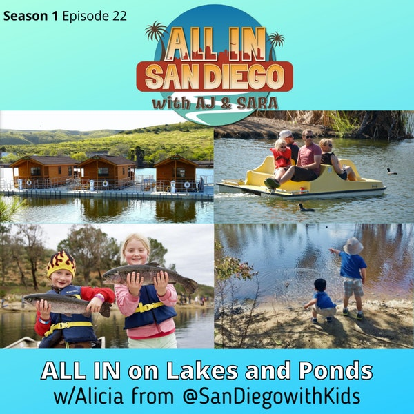 All In on San Diego's Lakes and Ponds Image