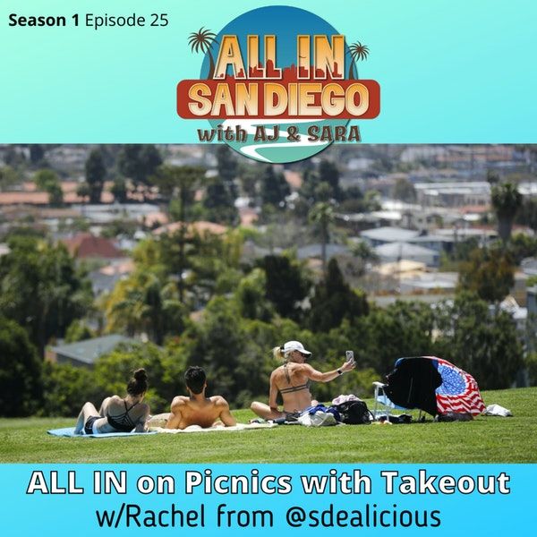 All In on Picnics with Takeout Image