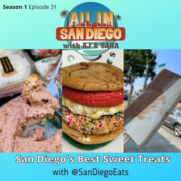 San Diego's Best Sweet Treats Image