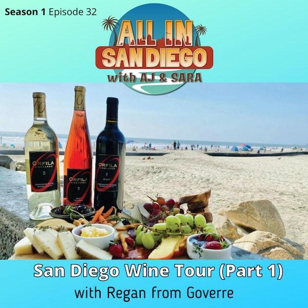 San Diego Wine Tour (Part 1) Image