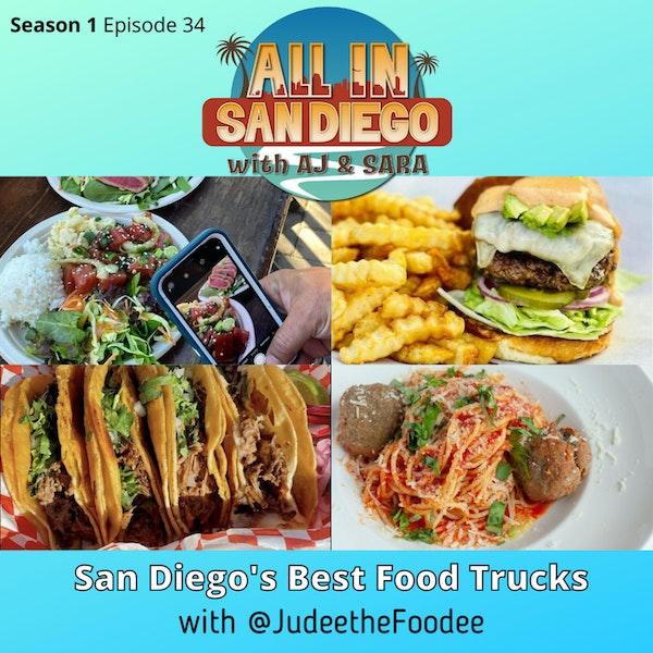San Diego's Best Food Trucks Image