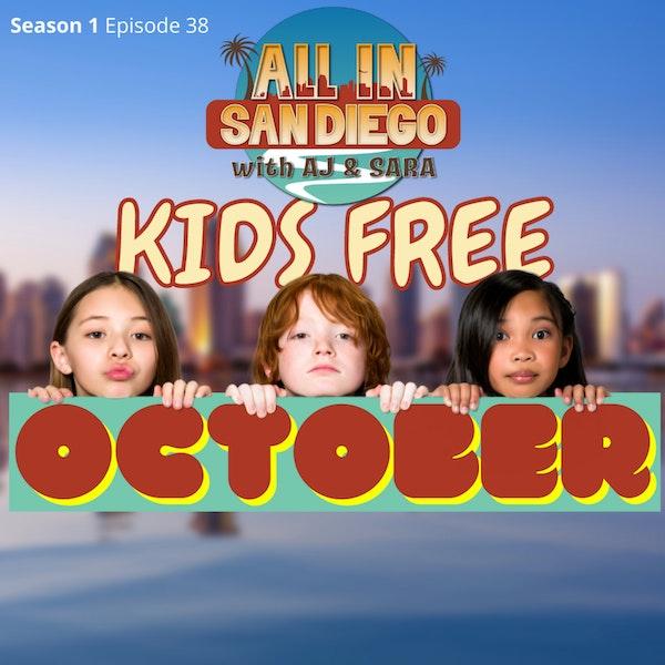Kids Free October