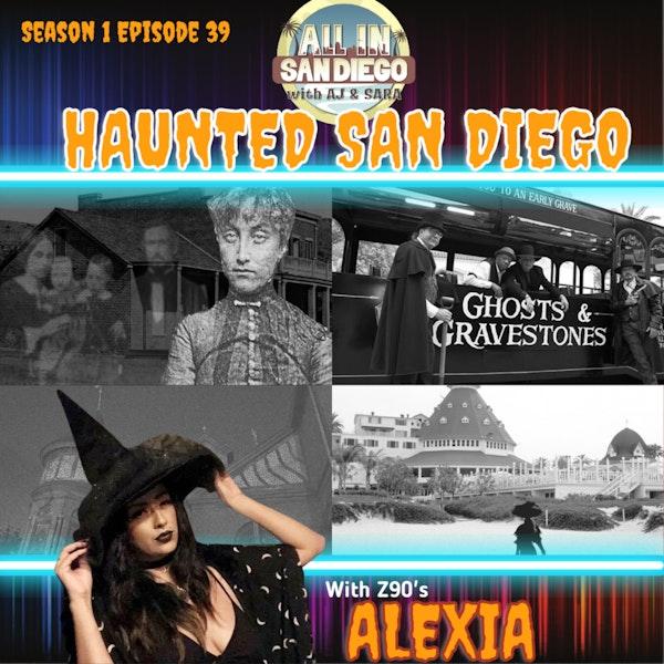 Haunted San Diego