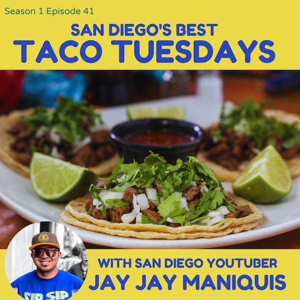 San Diego's Best Taco Tuesdays!