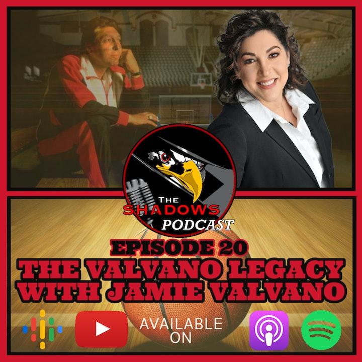 Episode 20: The Valvano Legacy with Jamie Valvano