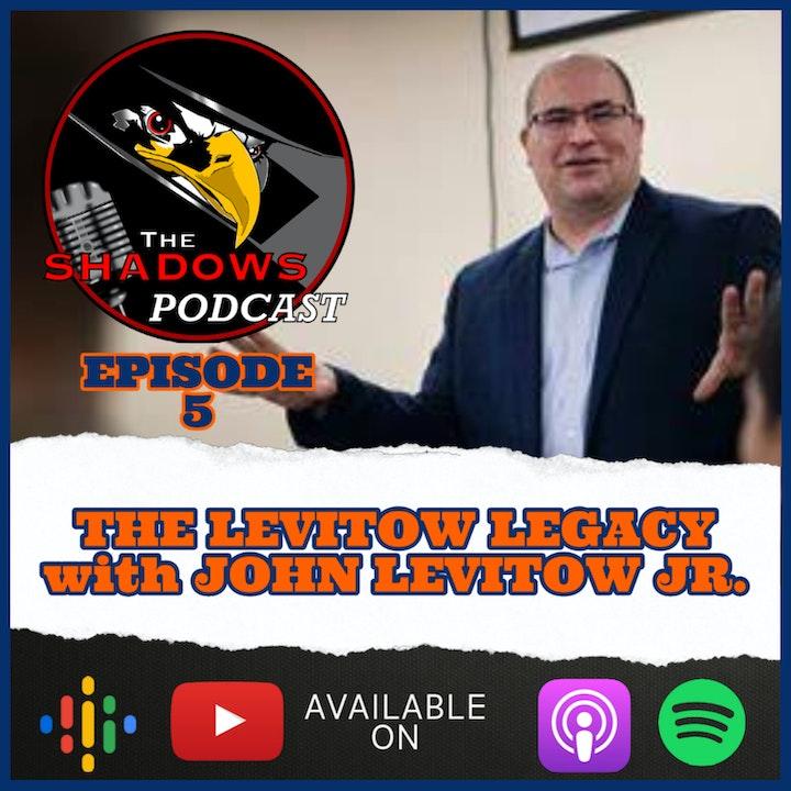 Episode 5: The Levitow Legacy with John Levitow Jr.