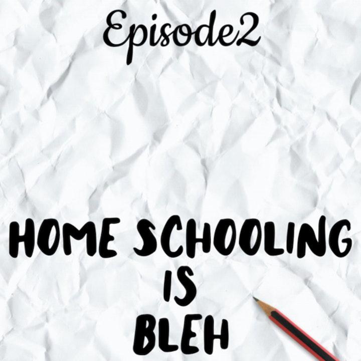 *Social Distancing- Episode 2; Home Schooling is bleh