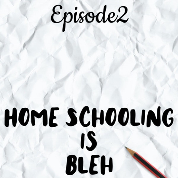 *Social Distancing- Episode 2; Home Schooling is bleh Image