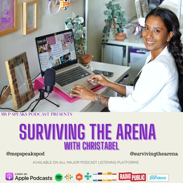 Season 4; Episode 6 - Surviving the Arena With Christabel Image