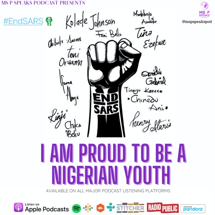 Season 4; Episode 8 - I Am Proud To Be A Nigerian Youth
