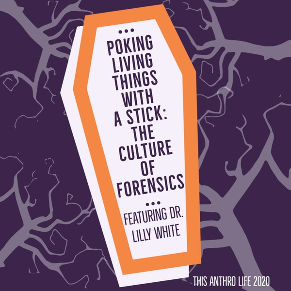 Death Work: The Life and Culture of Forensics with Lilly White Image
