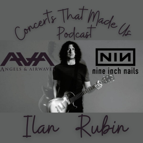 Season Finale with Ilan Rubin - Nine Inch Nails - Angels and Airwaves Image