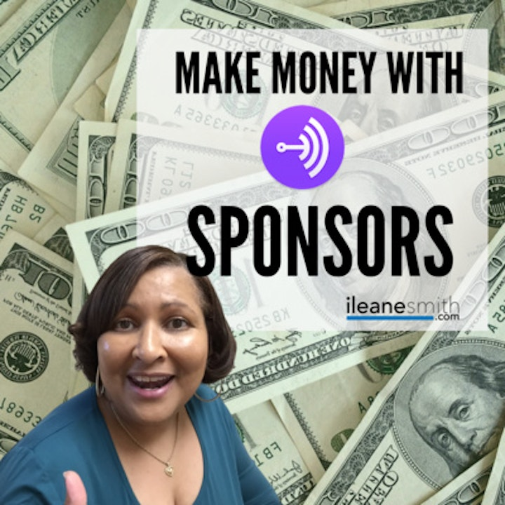 Podcast Sponsors on Anchor Help You Get Paid