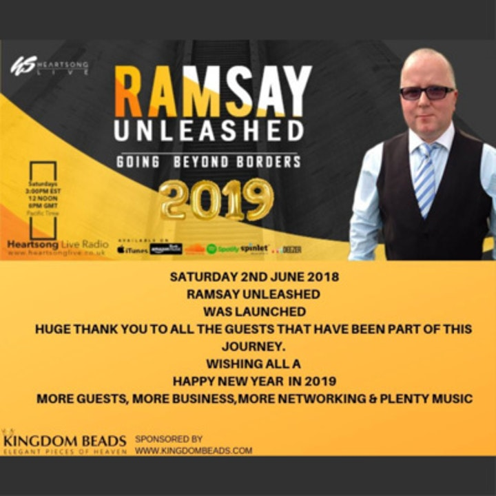 Going Beyond Borders with Fraser Ramsay Unleashed