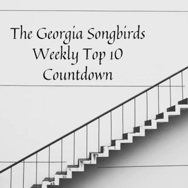 The Georgia Songbirds Weekly Top 10 Countdown Week 64 Image