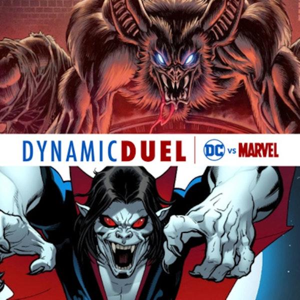 Man-Bat vs Morbius Image