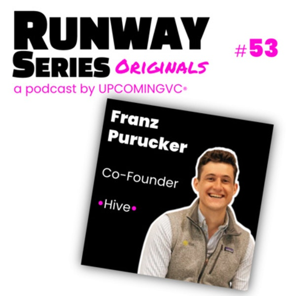 53. Franz Purucker, Co-Founder @ Hive - Reinventing how e-commerce & DTC brands run their operations.
