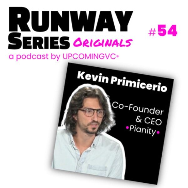 54. Kevin Primicerio, Co-Founder & CEO @ Pianity - Building a vertical NFTs marketplace for the music industry to bring back together artists and collectors.