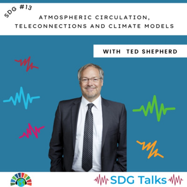 SDG 13 | Atmospheric circulation, Teleconnections and Climate Models with Grantham Professor Ted Shepherd Image
