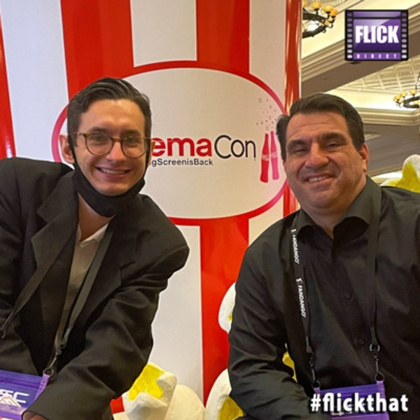 FlickThat Takes on Cinemacon 2021 Image