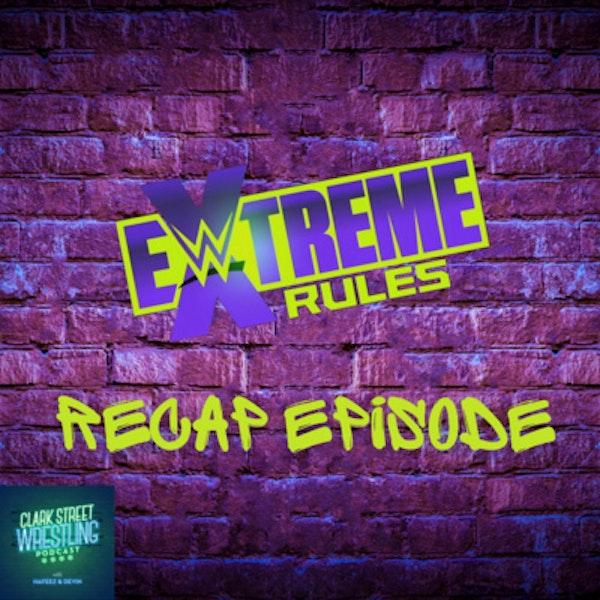 God Intervene!!! ( Extreme Rules Recap) Image
