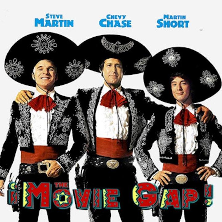Gringos Falling From The Sky: Three Amigos