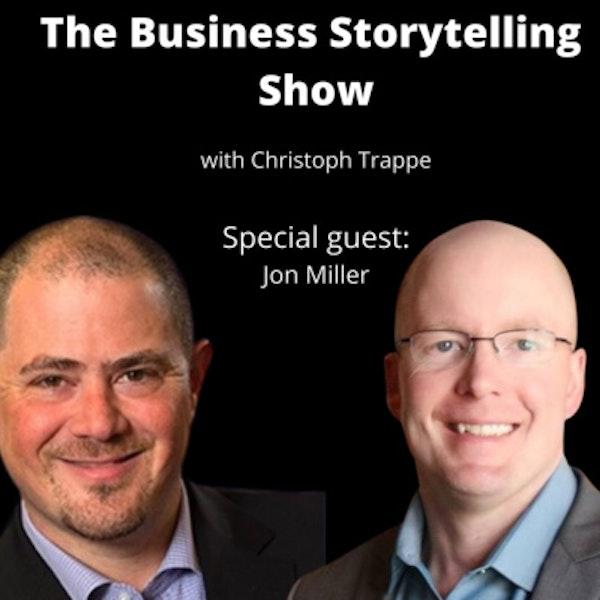 416: Modern B2B demand gen - a chat with Jon Miller Image