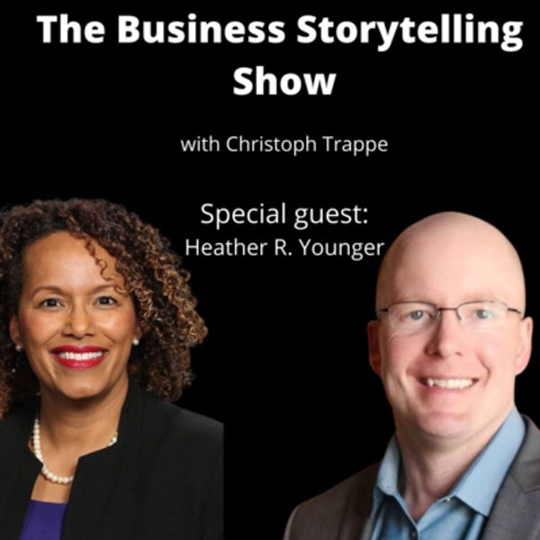 409: Author chat: The art of caring leadership Image