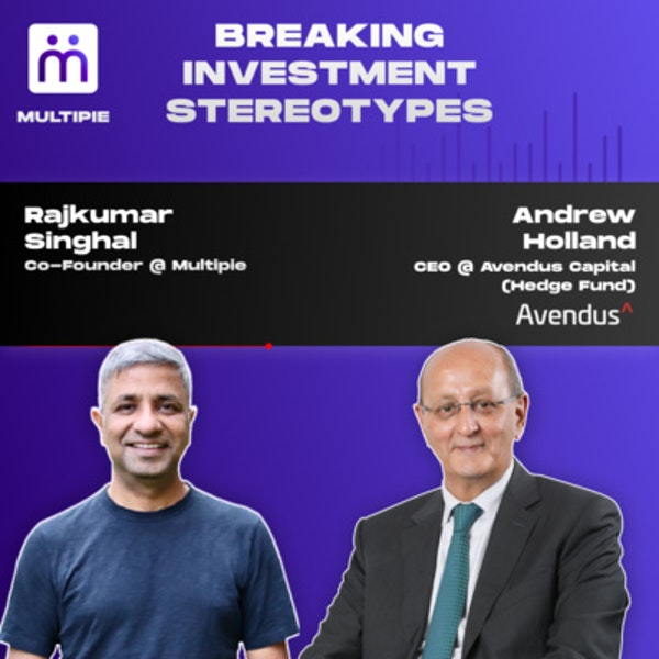 Andrew Holland - CEO at Avendus Capital Public Markets Alternate Strategies LLP Image
