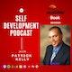 The Patrick Kelly Podcast For Self Development Album Art