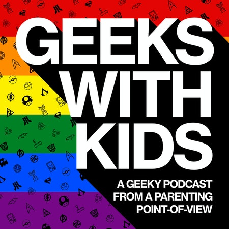 Episode 59: The Geeks' Final Fight - Geeks in Time! Image