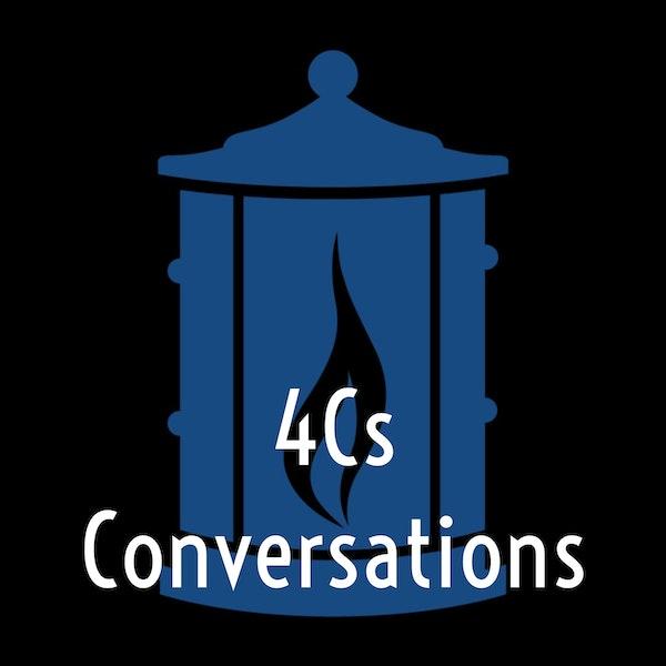 4Cs Conversations - President John Cox and Dr. Maura Weir