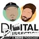 Digital Dissection: A Nerd Podcast Album Art