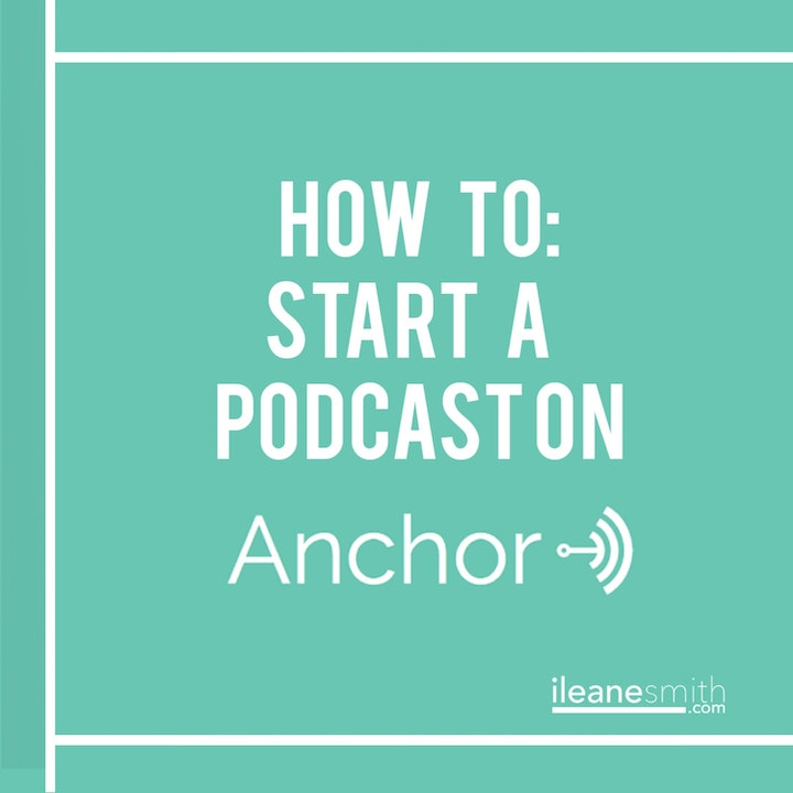 Introducing the New Anchor Course