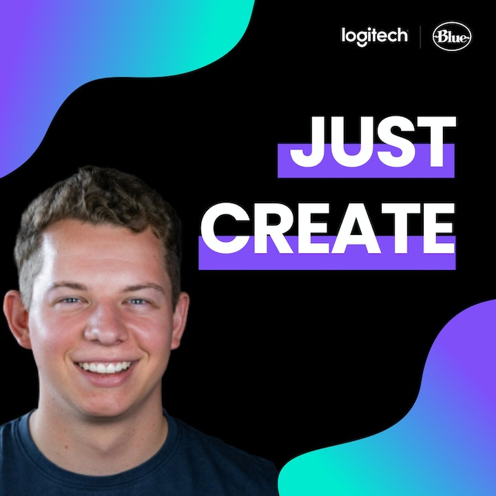 Just Create - powered by Logitech and Blue Microphones