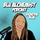 Blu Alchemist Podcast Album Art