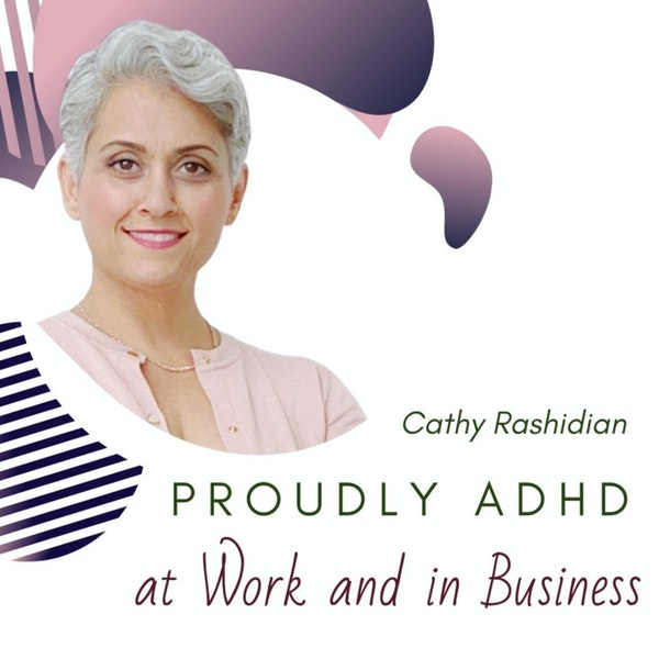 #32: ADHD & Social Skills - How to read the room, increase your social radar | Guest Caroline Maguire Image