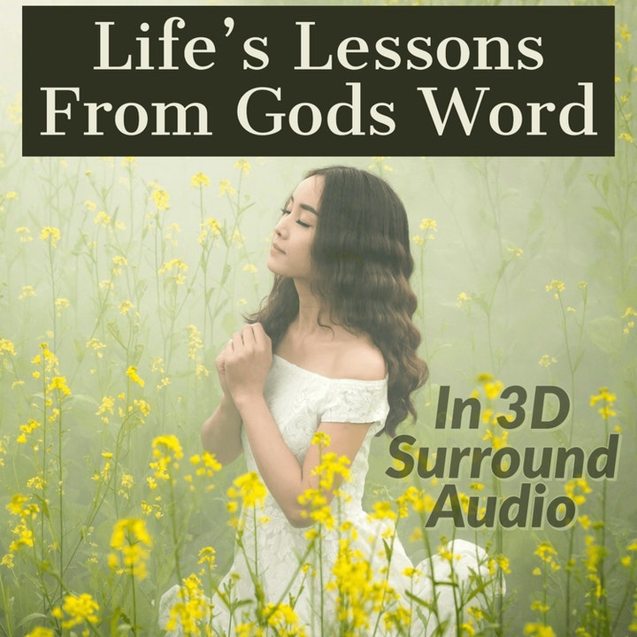 Lifes Lessons in GOD's words in 3D Surround Audio
