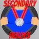 Secondary Heroes Podcast Album Art