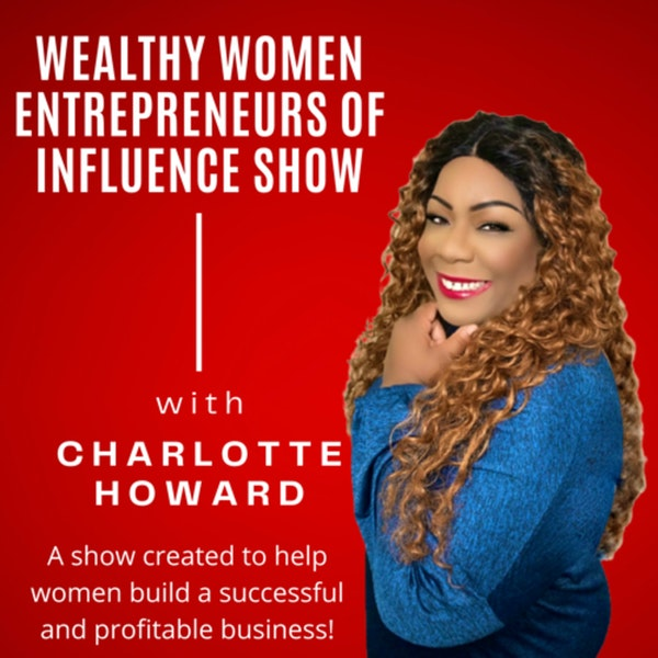 Grow your business as a Female using TikTok with Charlotte Howard
