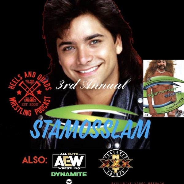 229. WWE SummerSlam 2003/3rd Annual StamosSlam