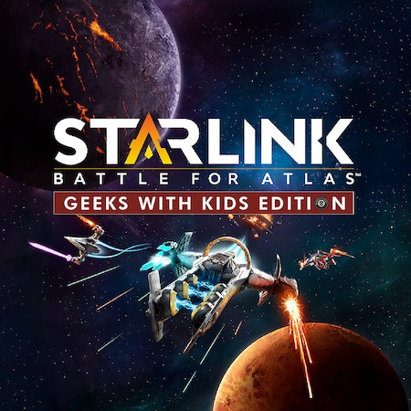 Episode 97: The Geeks Play Starlink Image