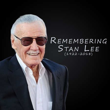 Episode 98: Remembering Stan Lee Image